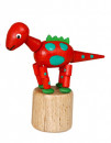 Dino Saurier in rot